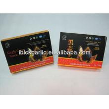 Новый и здоровый черный чеснок 12pcs / box