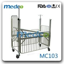 Больничные детские кровати для новорожденного MC103