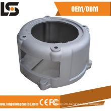 Алюминиевые части заливки формы для корпуса двигателя