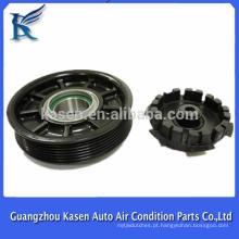 125mm 6PK denso compressor embreagem magnética