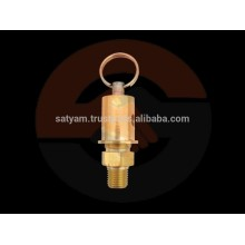 Brass Air Safety Valve With Brass Seal