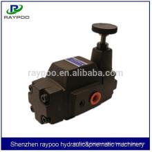yuken type hydraulic pressure reducing valve