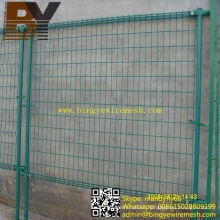 School Fence Double Circle Wire Fence
