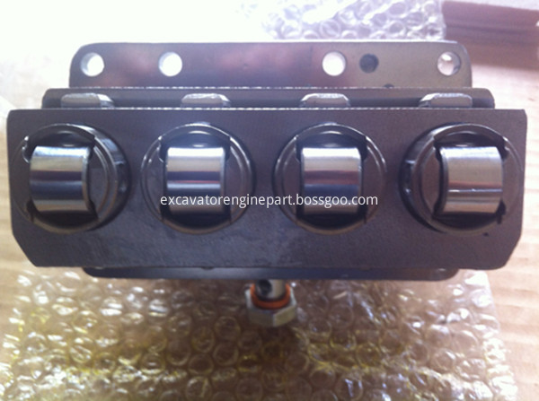 Kubota V2403 Engine Parts Fuel Injector 1g514 51012