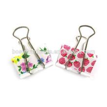 Fashion High Quality Metal Decorative Binder Clips
