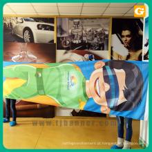Fornecedor do fabricante frontlit flex banner de tecido com suporte técnico a longo prazo