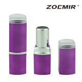 Customized paper lip balm tube, Cylinder paper lipstick tube,  paper tube for lip balm