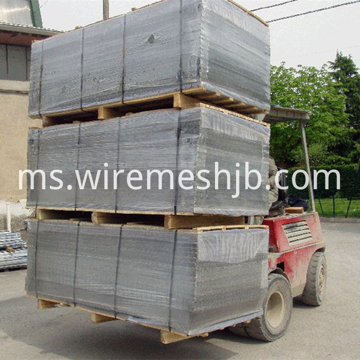 Weld Wire Mesh Panels