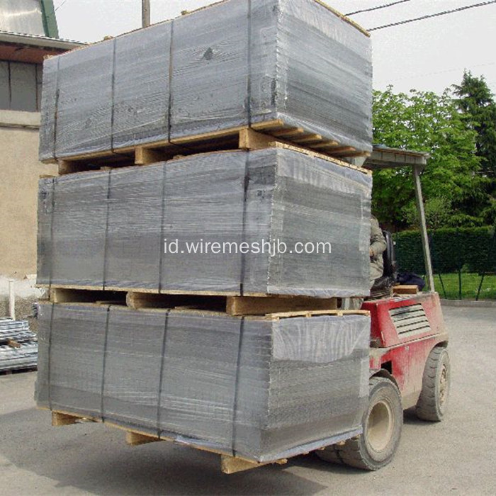 Hot-dip Galvanized Dilas Wire Mesh Sheets