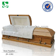 Großhandel Qualität solide Holzschatulle