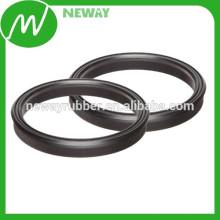 Кислотное сопротивление Литой Отличный резиновый черный PTFE Прокладка