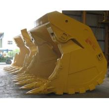Godet à palette à vis pour Komatsu Excavator PC1250, PC2000