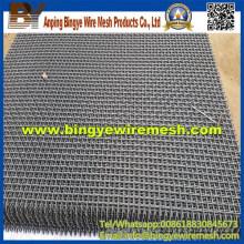 Suministro de alta calidad de malla de alambre prensado (fabricante ISO9001)