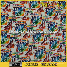 дешевые оптовые декоративные подушки ткани промышленные ткани/холст