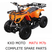 KXD Motor ATV M7B Parts Complete Scooter Parts