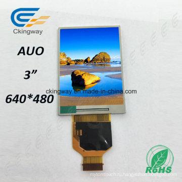 """A030vvn01 3-дюймовый ЖК-монитор TFT типа 3 """"с ЖК-дисплеем"""