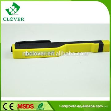 100 lumens 3W COB LED ABS pen shape portable work light