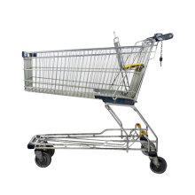 Lebensmittelwagen Markt Supermarkt Einkaufswagen