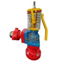 3 Inches Type C RESET RELIEF VALVE