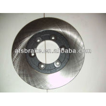 Front brake disc rotor fit to MAZDA PRD2209