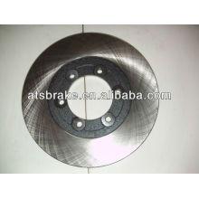 Rotor de disco de freio dianteiro adequado para MAZDA 1815203222