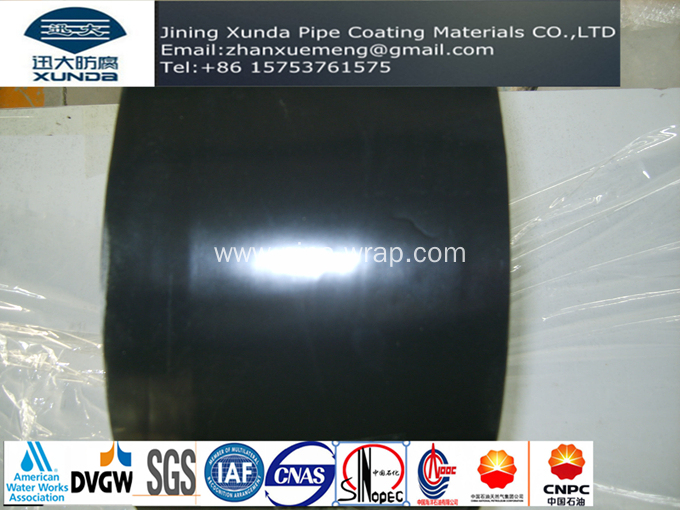 High Adhesion PE Modified Bitumen Butyl Tape