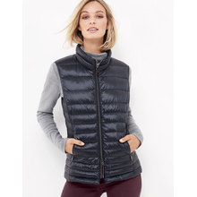 Ultralight Down Vest Vindskyddsmodell