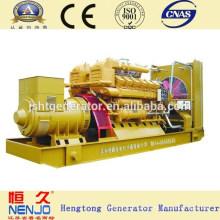 Jichai gran potencia 900kw generador bajo combustible