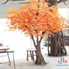 PU Leaf Artificial Maple Tree