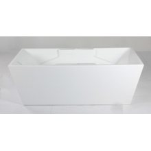 Square Indoor Acrylic Bath Tub