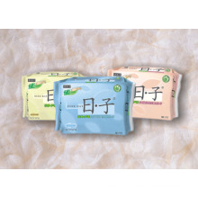 Plastic Sanitary Pad Packaging, Sanitary Towel Pouch