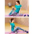 Chic 85% nailon 15% Spandex longitud del tobillo Yoga Leggings con logotipo personalizado