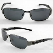 Meatl Designer Fashion Sport Polarized Óculos de sol com UV400 (14225)