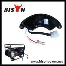 BISON(CHINA) gasoline generator spare parts of honda gx160 168f, avr for generator welder