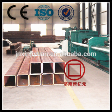 SS400 ERW Square / Rectangular Steel Tube / Hollow Section