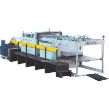 Máquina de corte y corte de rollos de paquete de farmacia Tipo D