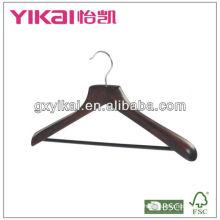 2013 мода деревянная вешалка для одежды