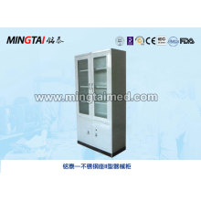 Stainless steel type II equipment cabinet