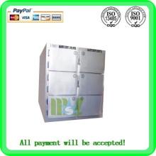 (MSLMR06W) Marquage CE Cheap 6 body freezer / Table de cadavre à vendre