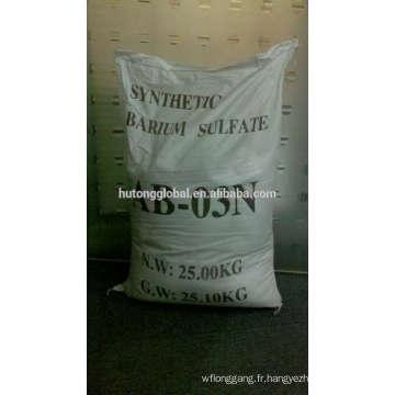 sulfate de baryum précipité BSP