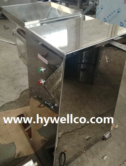 Wet Particle Granulator
