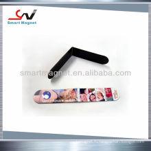 Магнитная закладка для рекламного подарка