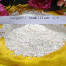 Estearato de zinc como estabilizador para productos de PVC