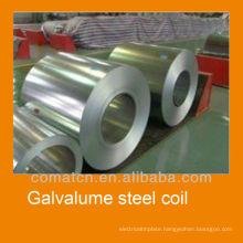 Alu Zin steel coils