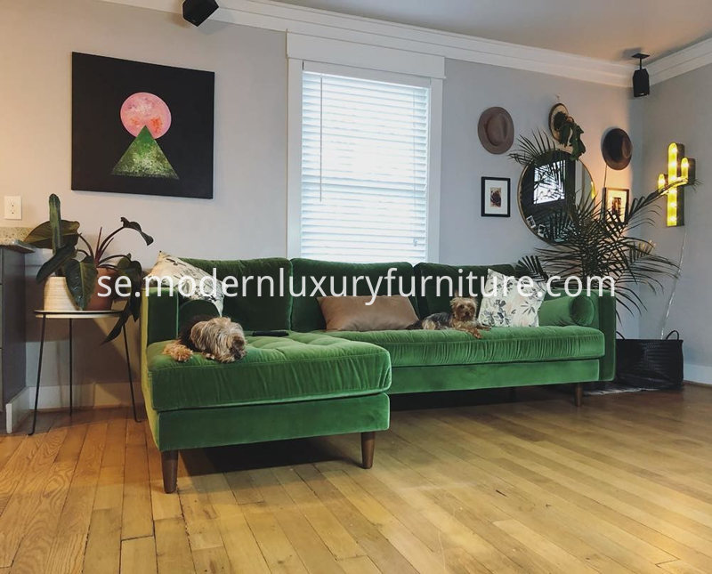 Sven_Green_Left_Sectional_Sofa_View_1