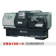 ZHAOSHAN CK6150 máquina de torno CNC máquina de torno de la mejor calidad