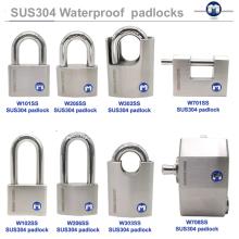 MOK locks W11/50WF 50- 60mm 70mm waterproof key alike master key locks security brand padlock