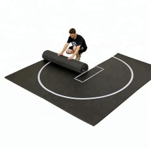 LinyiQueen Roll Out Mats/Used Wrestling Martial Arts Roll Out Mats For Sale