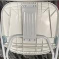 Дешевый складной стул складной металлический пластик
