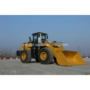 Engine Powerful SEM652B Wheel Loader
